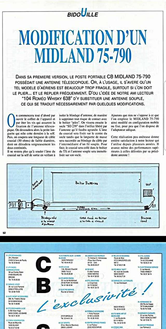 C.B. Magazine - Radio C.B. Magazine (Magazine (Fr.) - Page 6 26168011