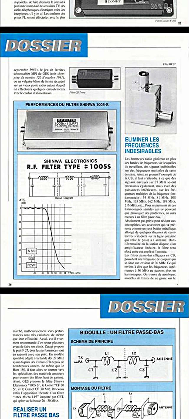C.B. Magazine - Radio C.B. Magazine (Magazine (Fr.) - Page 6 26169210