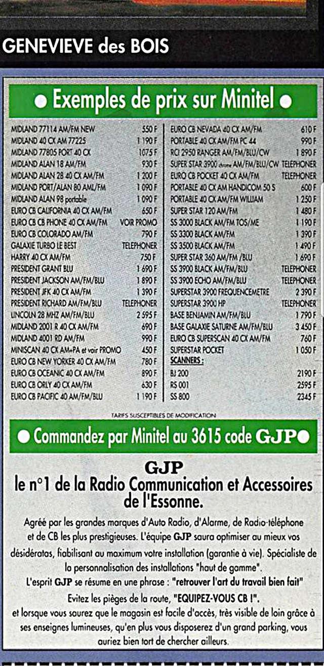 C.B. Magazine - Radio C.B. Magazine (Magazine (Fr.) - Page 6 26230310