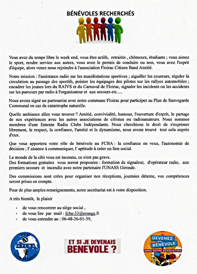 FCBA 33 - Floirac Citizen Band Amitié (33) - Page 2 28384010