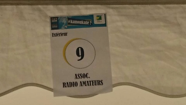 club - Radio club 446 (Guadeloupe) 34715010