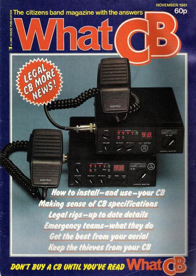 What CB (Magazine) 47641110