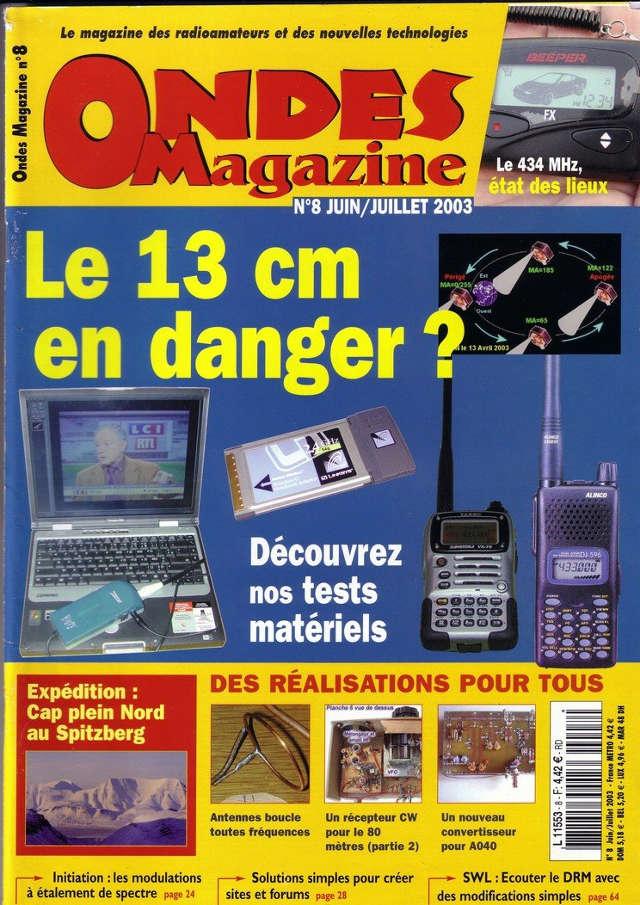 Ondes Magazine (Magazine (Fr) 4ee84c10