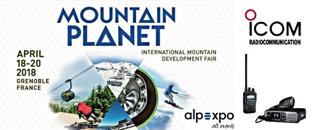 Mountain Planet - par AD Radiocoms et ICOM France (Grenoble) (18 avril – 20 avril 2018) 62278410