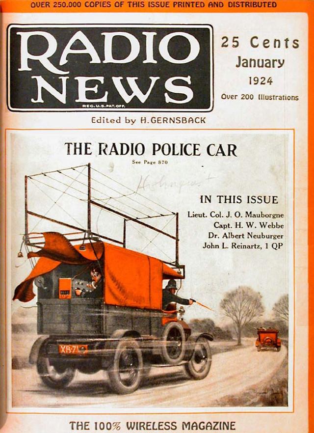 Radio News / Radio Amateur News / Radio & Television News (Magazine (USA) 81177810