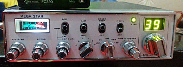 MegaStar MG-98 MK2 (Mobile) 97498310