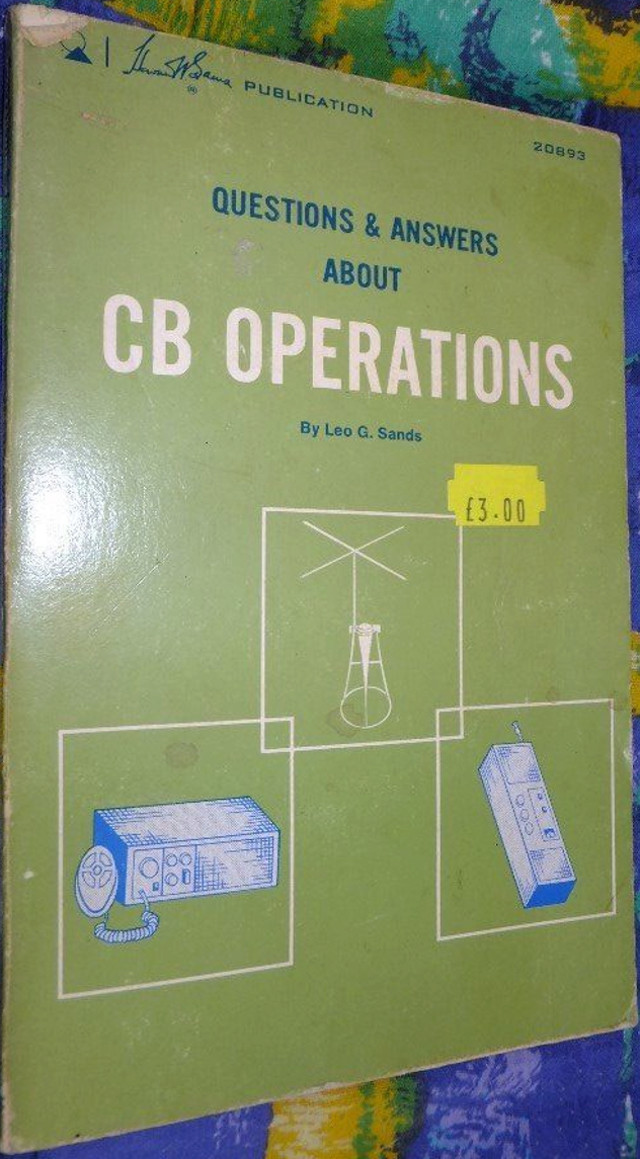 Question & Answers About CB Operation (Guide) _8610