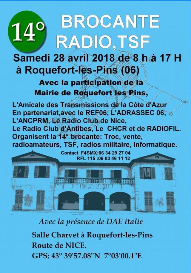 Tag roquefort sur La Planète Cibi Francophone Affich13