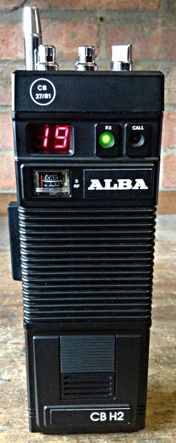 Alba CB H2 (Portable) Alba_c14