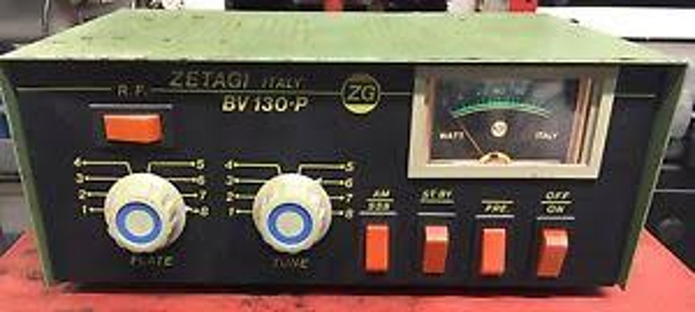 [TROUVE] Notice d' utilisation et réglages ZETAGi BV130P Bv130p10