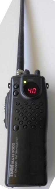 Team Maxi 3000 (Portable) Cb-wal10