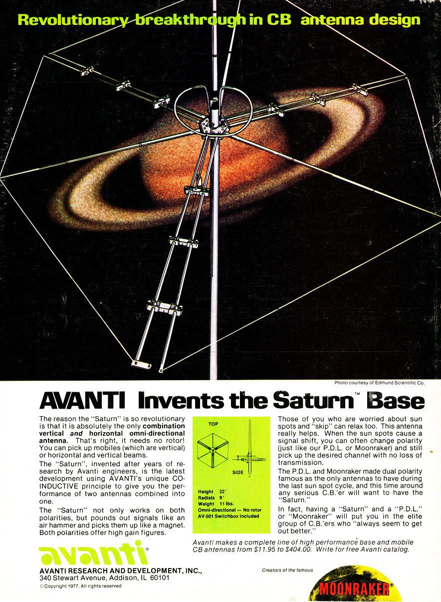 "Avanti AV-190 ""Saturn"" (Antenne fixe) Cb_mag15"