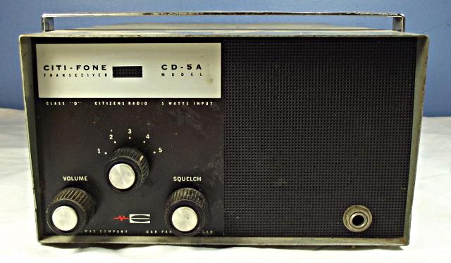 Multi-Elmac Citi-Fone CD-5A (Mobile/Base) Citi-f10