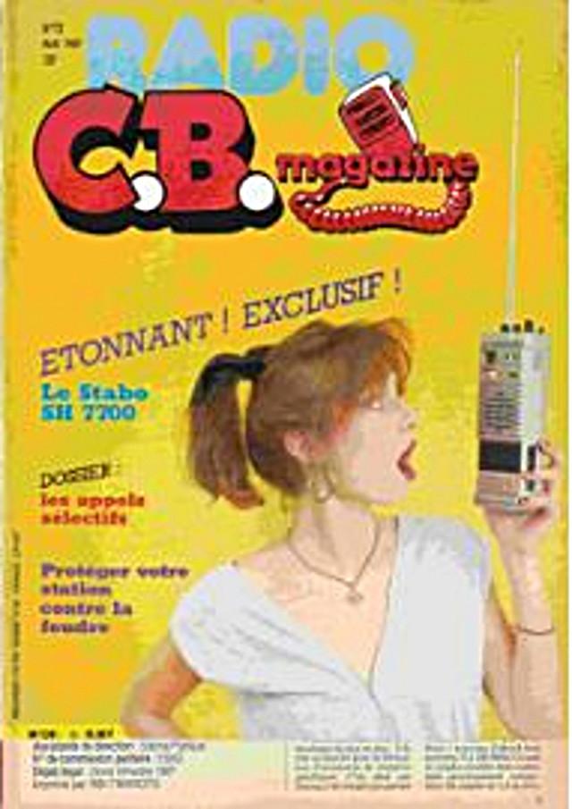 C.B. Magazine - Radio C.B. Magazine (Magazine (Fr.) - Page 5 Collec11