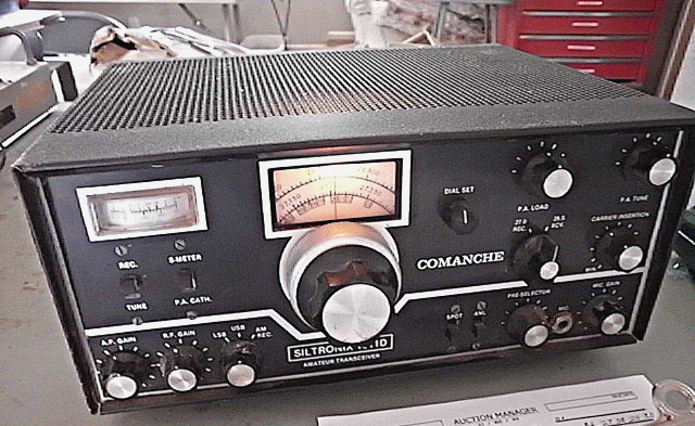 Comanche Siltronix 1011D Comanc10