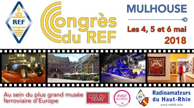 Congrès du REF - Mulhouse (4, 5, 6 Mai 2018) Congre10