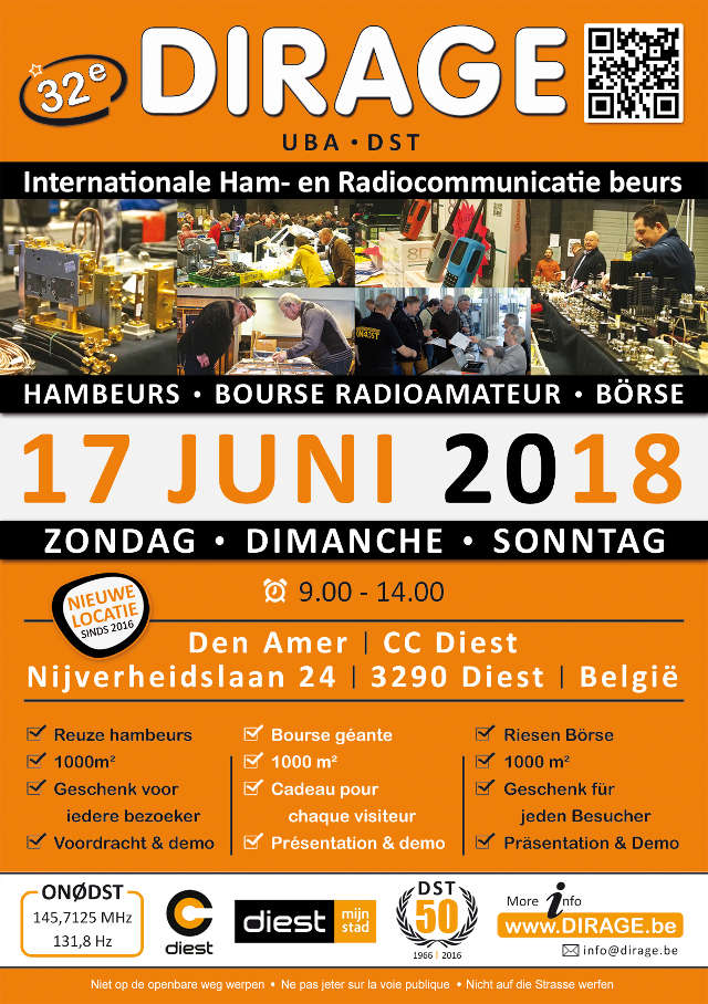32ème DIRAGE Den Amer / Diest (Belgique) (17 juin 2018) Dirage10