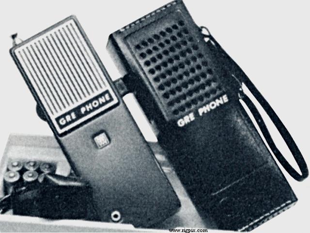 GRE Phone 10A (Portable) Grepho10