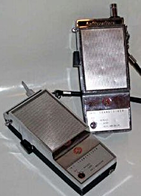 Hallicrafters CB-11 (Portable) Hallic11