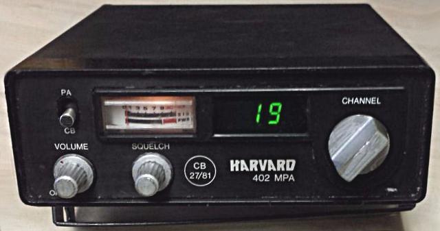Harvard 402 MPA (H-160) (Mobile) Harvar12