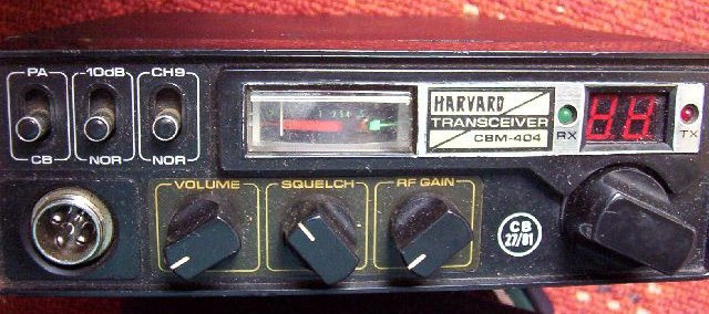 Harvard CBM-404 (Mobile) Harvar13