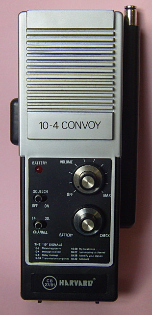 Harvard 10-4 Convoy H-7 (Portable) Harvar17