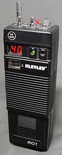 Harvard 410T H-410 (Portable) Harvar18