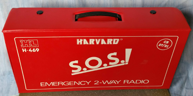 Harvard H-469 S.O.S.! (Mobile/Portable) Harvar20