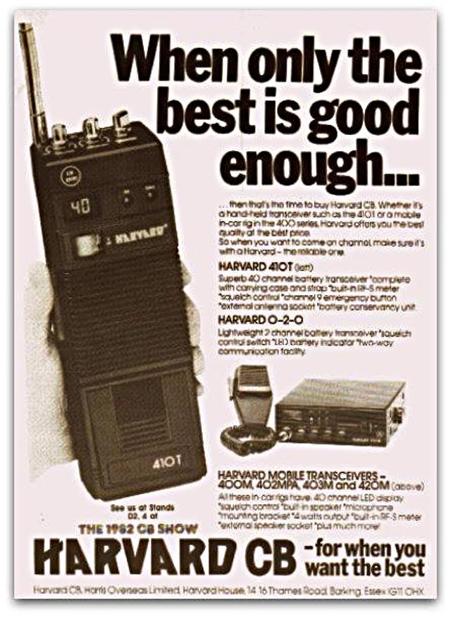Harvard Zero Two Zero H-2 (Portable) Harvar24