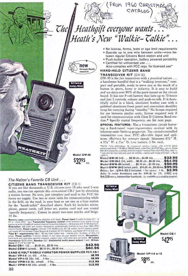 Heathkit GW-30 (Portable) Heathk33