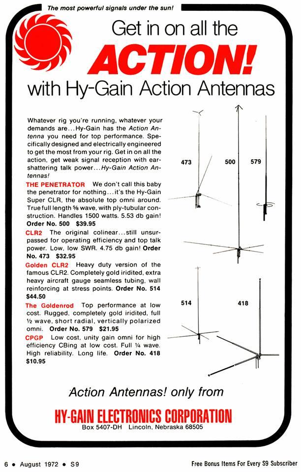 500 - Hy-Gain Penetrator SPT 500 (10/12m) Hy-gai10