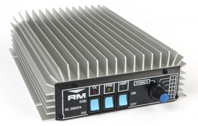 RM KL500/24 (Ampli mobile 24v) Kl500-10