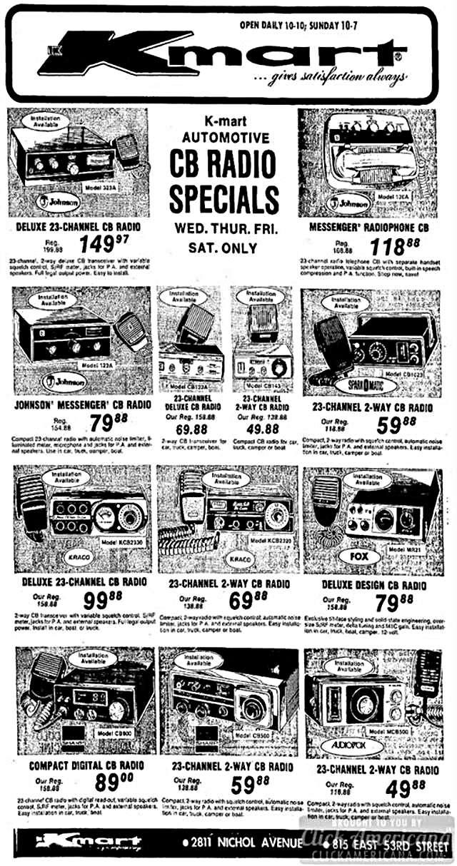 Johnson Messenger 130A (CB Radio Telephone) Kmart_14