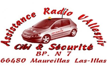 Assistance Radio Vallespir (66) Logo-a10
