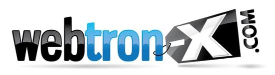 Webtron-X.com (USA) Logo15
