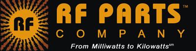 RF Parts company (USA) Logo16
