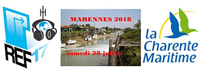 Salon du REF17 Marennes 2018 (dpt17) (28 juillet 2018) Marenn10