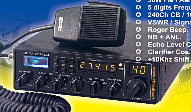 Mega System VR-990 (Noir, gris (Mobile) Mega_s11