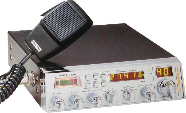 Mega System VR-990 (Noir, gris (Mobile) Megast10