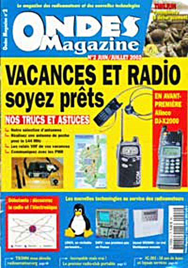 Ondes Magazine (Magazine (Fr) Ondes-10