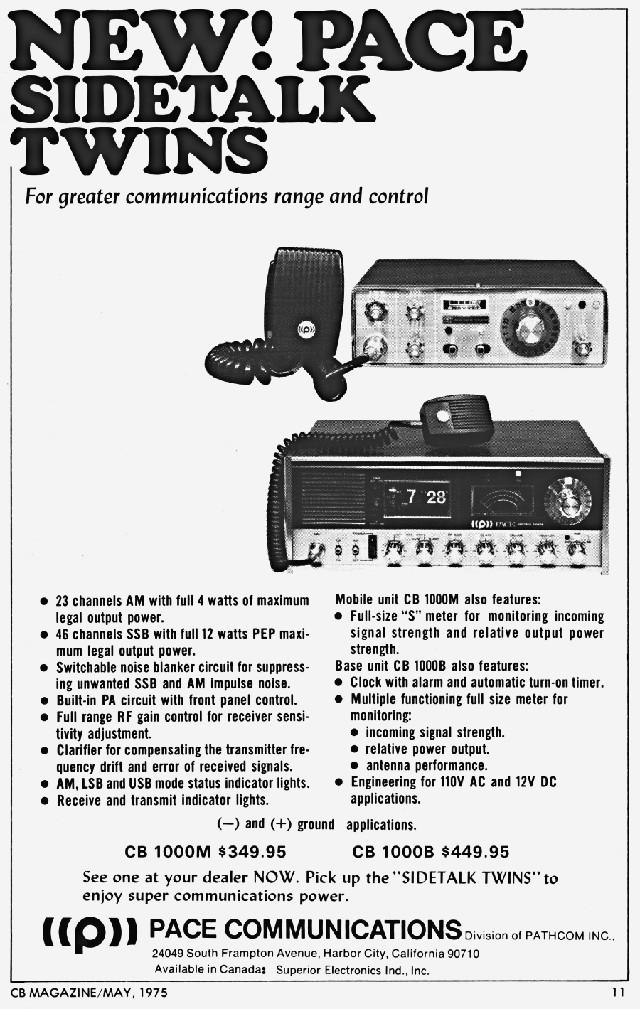 Pace Sidetalk 1000M (Mobile) Pace_c14