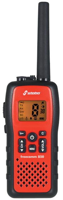 Stabo Freecomm 850 (Portable) Photo-12
