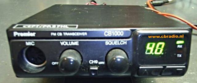 Premier CB1000 (Mobile) Premie10