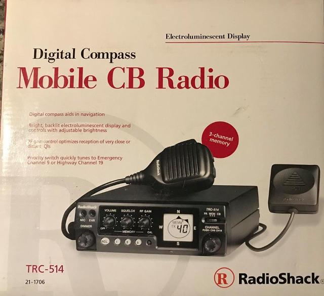 RadioShack TRC-514 (Mobile) Radios17