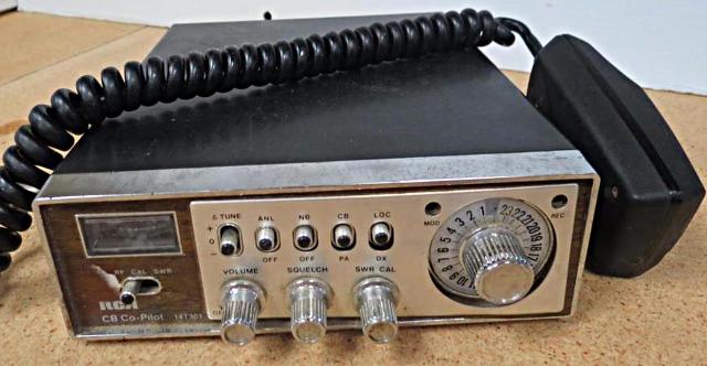 RCA CB Co-Pilot 14T301 (Mobile) S-l10015