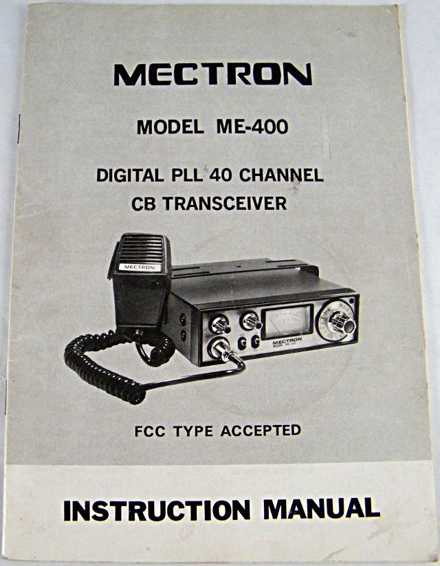 Mectron ME-400 (Mobile) S-l16028