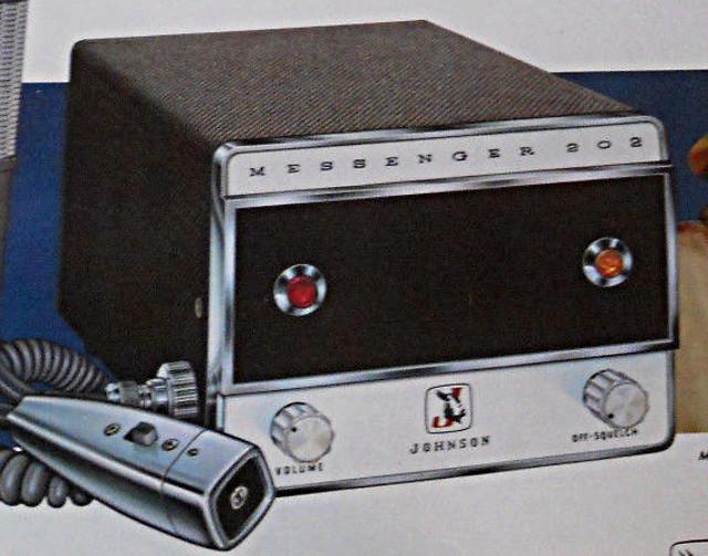 Johnson Messenger 202 (Portable/Mobile) S-l16029
