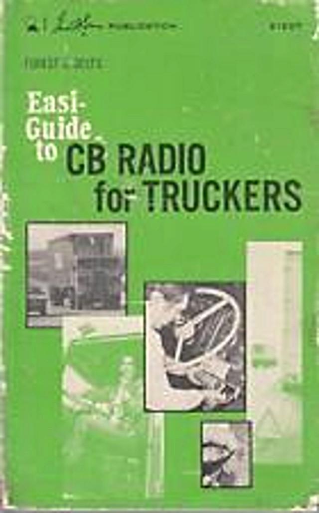 Tag truckers sur La Planète Cibi Francophone S-l22518