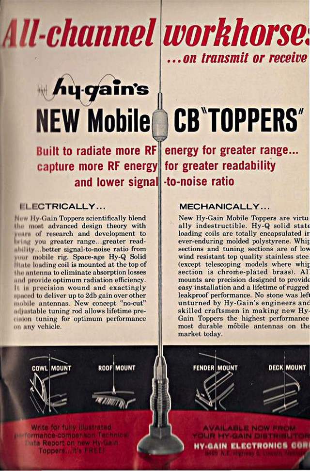 Hy-Gain Mobile Toppers (Antenne mobile) S9_cb_11
