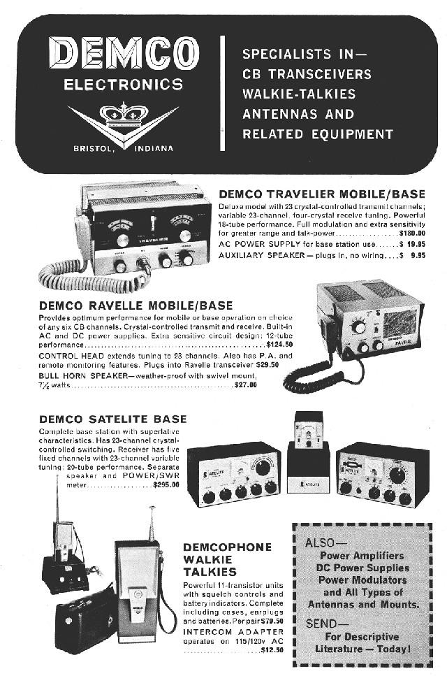 Demco Travelier (Mobile/Base) S9_mag16